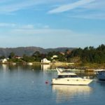 Sunny morning in Norway, SponGES researchers ready to sail & sample Porifera in the deep-sea