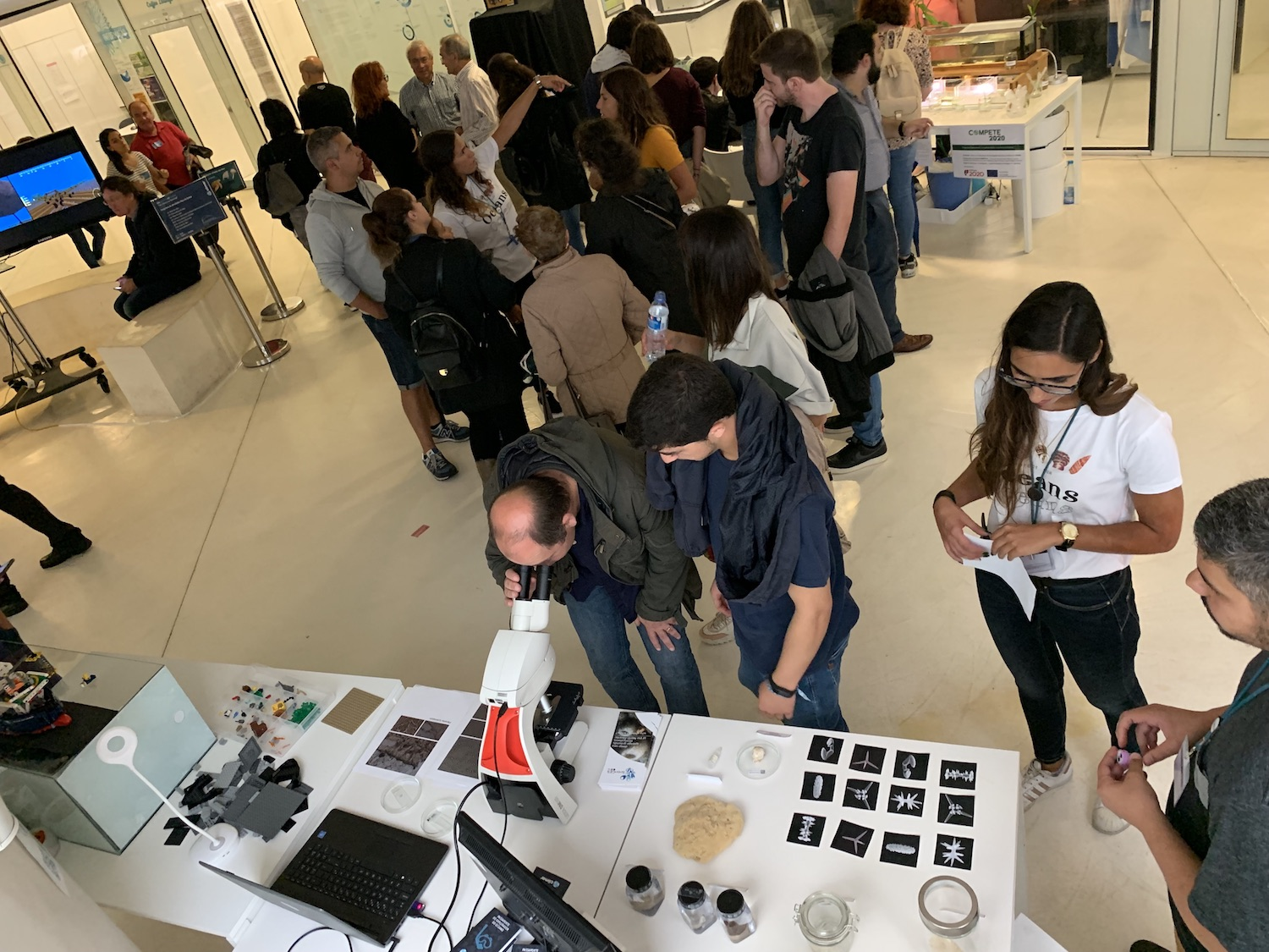The Annual Open Day at CIIMAR